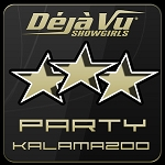 Deja Vu Showgirls Kalamazoo - Three Star Package